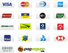 PagSeguro: Meios de pagamento